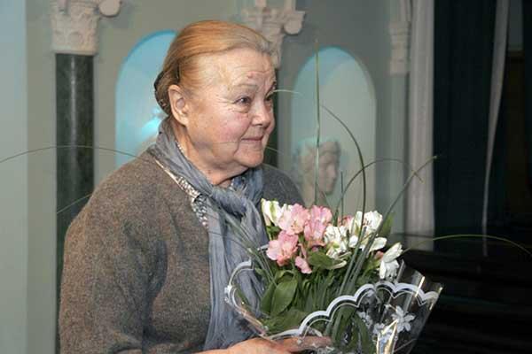Светлана Виноградова: «Я думаю, что все мироздание начиналось с музыки»