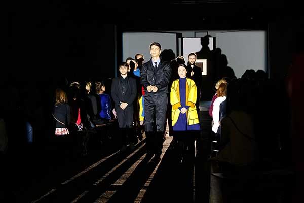 Грохот падающих декораций и овации сотрясли Третьяковку на премьере оперы «Для Черного квадрата»