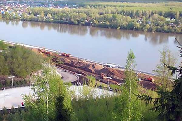 На строительство комплекса филармонии на набережной реки Белой в Уфе потратят 5,5 млрд рублей
