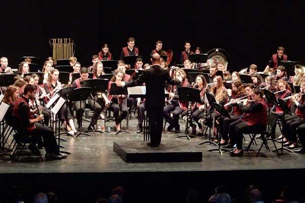 Молодежный духовой оркестр из Израиля: концерт в Москве в Музее Победы