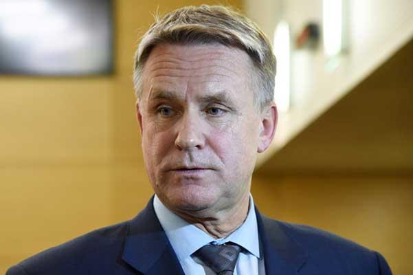 Новым министром культуры Латвии стал оперный певец Наурис Пунтулис