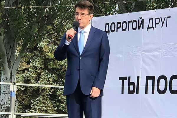 Сергей Филиппов ушел с поста министра культуры Самарской области