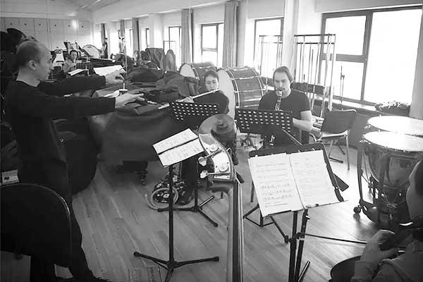 Репетиции новых опер проекта КОOPERAЦИЯ начались в Музыкальном театре им. Станиславского и Немировича-Данченко