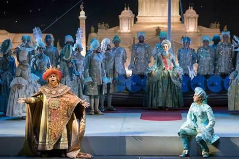 В царстве славного Салтана