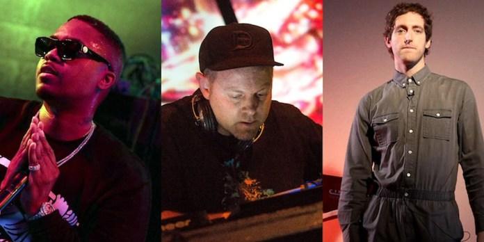 Nas i DJ Shadow razem w dolinie krzemowej
