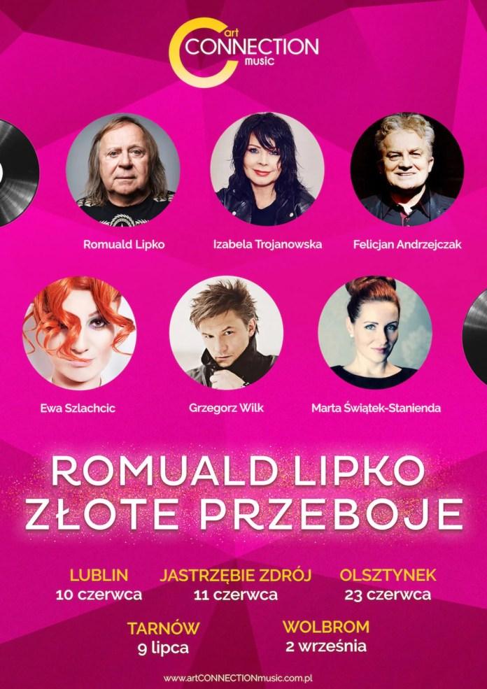 Izabela Trojanowska, Romuald Lipko i Felicjan Andrzejczak razem w trasie