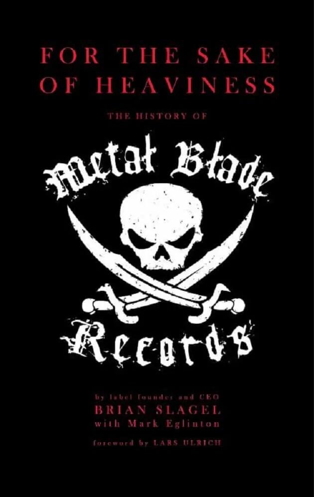 Metallica: Perkusista zespołu, Lars Ulrich pisze słowo wstępne