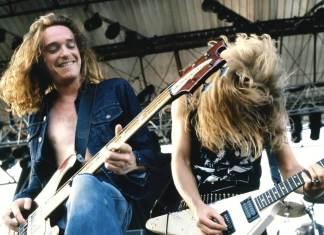 Metallica: Ojciec Cliffa Burtona przekazuje tantiemy na szczytny cel!