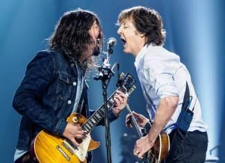 "Paul McCartney na nowej płycie Foo Fighters (""Concrete And Gold"")"