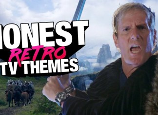 Michael Bolton śpiewa temat przewodni z serialu Gra o tron