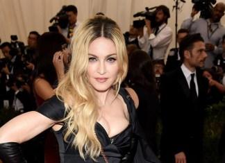 Madonna świętowała urodziny z wszystkimi swoimi dziećmi (ZDJĘCIE)