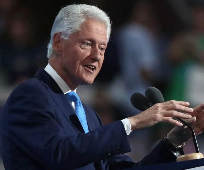 Bill Clinton: Polityczne grzechy na małym ekranie!