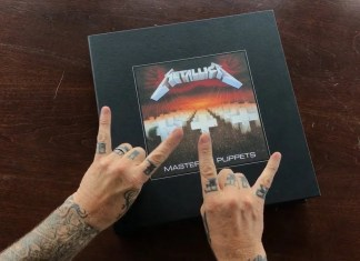 """Metallica wznawia """"Master of Puppets"""" (sprawdź szczegóły)"""