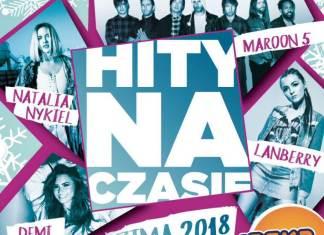 Hity na czasie Zima 2018 - Wygraj album!