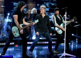 Bon Jovi i Dire Straits w Rock and Roll Hall of Fame