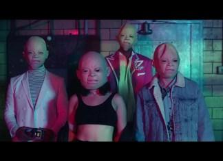Charli XCX przebiegła w teledysku David Guetta - Dirty Sexy Money