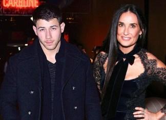 Demi Moore i Nick Jonas razem? Dzieli ich 30 lat!