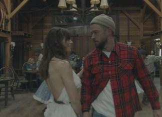 Justin Timberlake i Jessica Biel tańczą w lesie (WIDEO)
