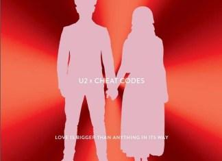 U2 i Cheat Codes łączą siły!