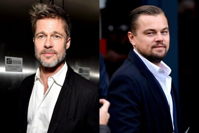 Brad Pitt i Leonardo DiCaprio nie chcieli grać gejów