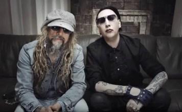 Rob Zombie i Marilyn Manson grają The Beatles