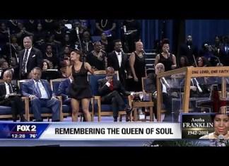Ariana Grande na pogrzebie Arethy Franklin. Ten występ porusza (WIDEO)