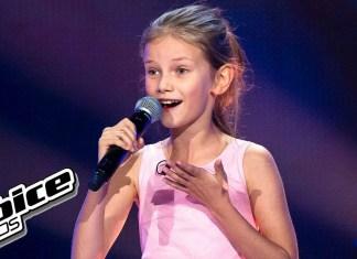 Nina Kicińska zachwyciła swoim występem wszystkich jurorów nowej edycji programu The Voice Kids