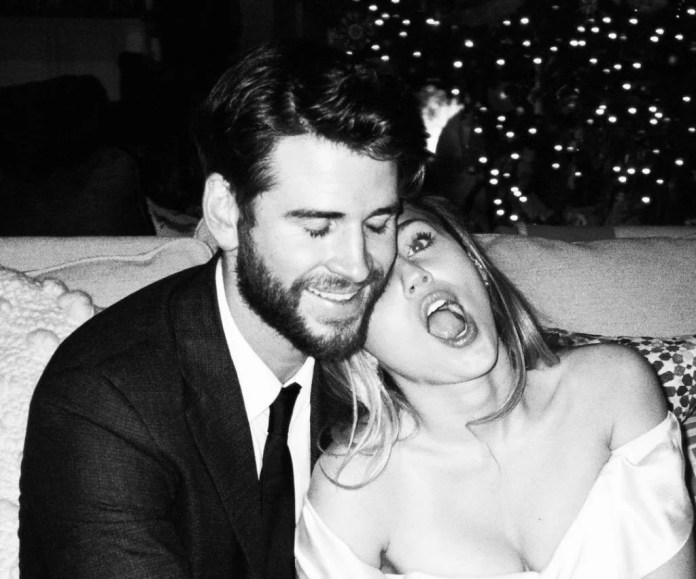 Miley Cyrus i Liam Hemsworth spędzają razem swoje pierwsze walentynki jako małżeństwo