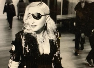 Madonna odpowiedziała na pytania amerykańskiego prezentera Swaya Collowaya i fanów zgromadzonych w Nowym Jorku