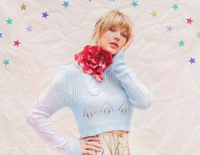 """Benjamin Button, nowy kot Taylor Swift zadebiutował w teledysku do piosenki """"Me!""""."""