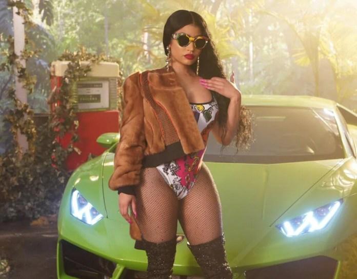 Nicki Minaj wraca z singlem