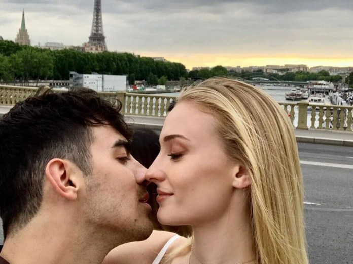 Joe Jonas i Sophie Turner wzięli drugi ślub we Francji