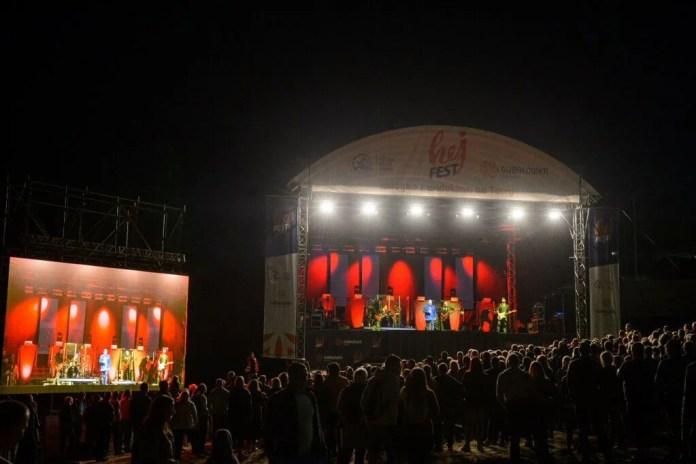 Hej Fest 2019: LemON i IRA wystąpili w tatrzańskiej scenerii (FOTO)