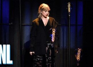 """Taylor Swift wystąpiła w """"Saturday Night Live"""" (WIDEO)"""