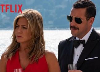 Adam Sandler i Jennifer Aniston znów popłyną na zabójczy rejs