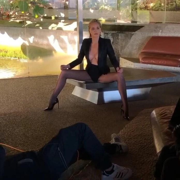Sharon Stone podała do sądu za piosenkę