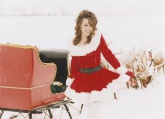 Mariah Carey: Piosenka świąteczna na szczycie Hot 100!
