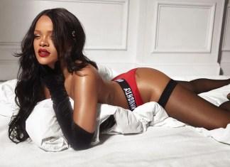 Rihanna na Walentynki! Niestety fani są wściekli