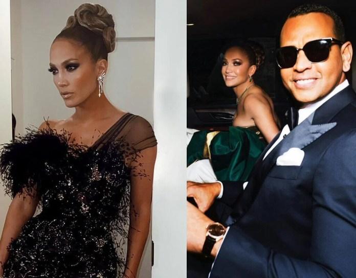Jennifer Lopez smutna po przegranej na Złotych Globach? Narzeczony ją POCIESZA