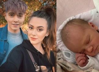 Sylwia Przybysz i Jan Dąbrowski zostali rodzicami. Pokazali UROCZE zdjęcia