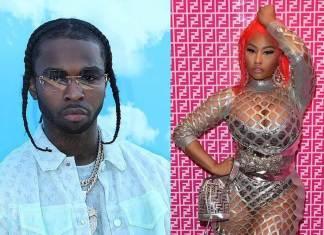 Nicki Minaj opłakuje śmierć młodego rapera. Pop Smoke został zamordowany
