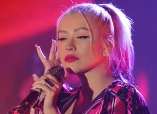 "Christina Aguilera z utworem do aktorskiego filmu ""Mulan"""
