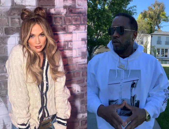 Jennifer Lopez spotkała się z byłym partnerem. Zatańczyli salsę (WIDEO)