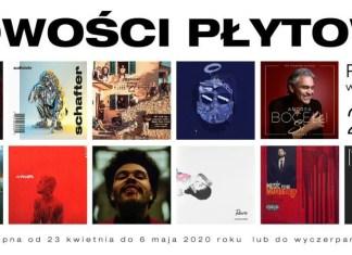 Nowości płytowe po raz pierwszy w Biedronce! (Pełna lista, ceny)
