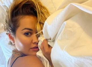 Rita Ora ponownie wykorzystała słoneczny dzień
