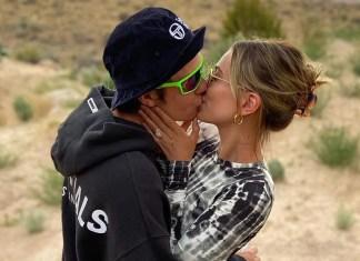 Justin Bieber zabrał żonę na wakacje. Tak wygląda Hailey Bieber w bikini!