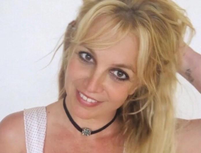Britney Spears wygina śmiało ciało do piosenki Nelly Furtado i Billie Eilish. Musicie to zobaczyć!