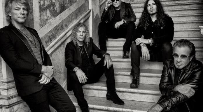 "Bon Jovi w hołdzie George'a Floyda! Posłuchaj ""American Reckoning"""