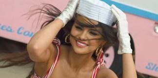 Selena Gomez w przepięknym BIKINI! Zobacz ogniste wideo z BLACKPINK