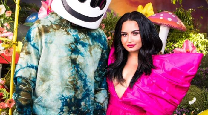 "Demi Lovato i Marshmello mówią: ""Ok Not To Be Ok"""